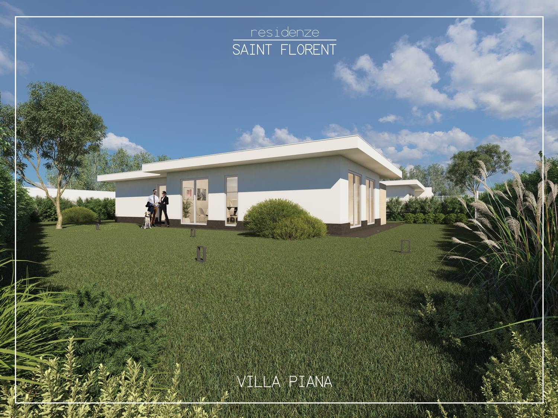 Esterno residenza Saint Florent Villa Piana
