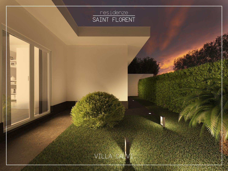 Esterno residenza Saint Florent Villa Calvi